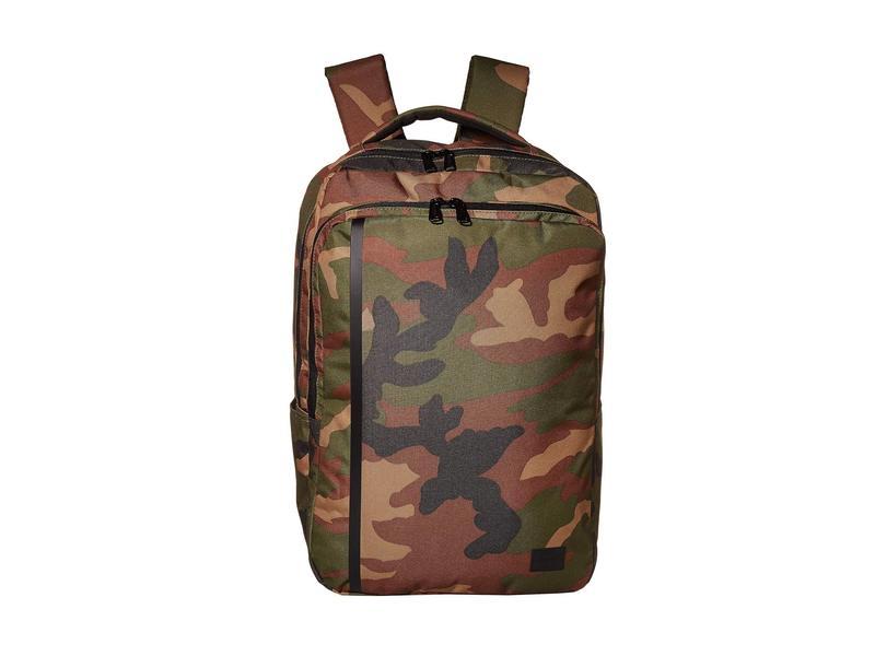 ハーシェルサプライ メンズ バックパック・リュックサック バッグ Travel Backpack Woodland Camo