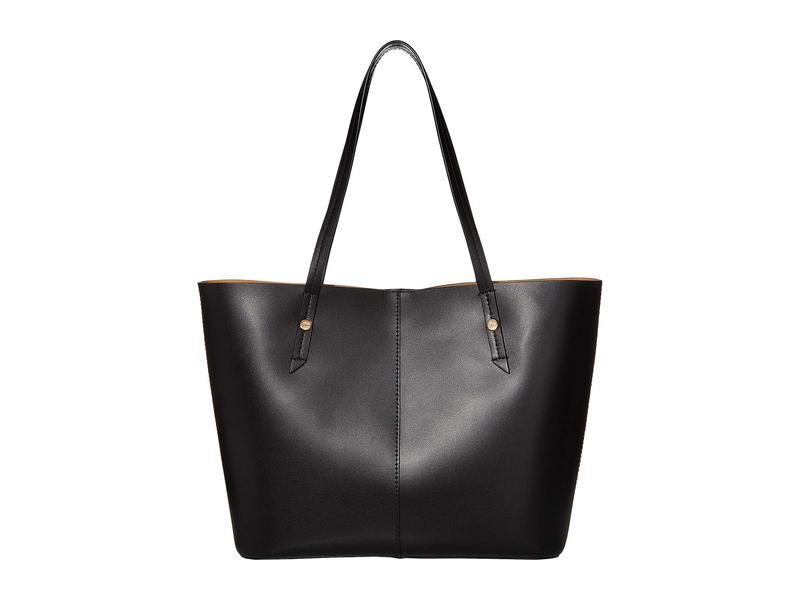 ジェイクルー レディース ハンドバッグ バッグ Bonded Leather Tote Black