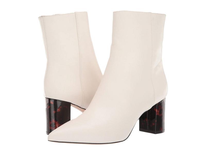ジェイクルー レディース ブーツ・レインブーツ シューズ Soft Basic Leather Pointy Toe Maya Boot Ivory