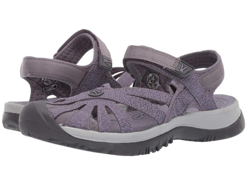 キーン レディース サンダル シューズ Rose Sandal Shark/Lavender Grey