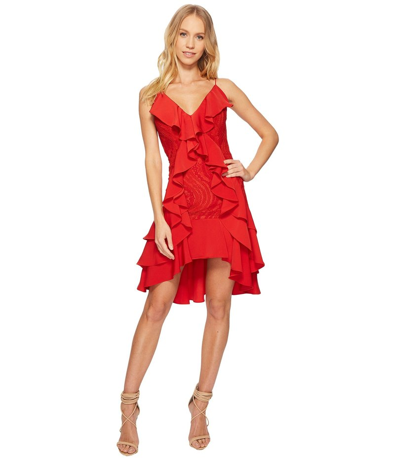 キープサケザレーベル レディース ワンピース トップス Flawless Love Dress Ruby Red