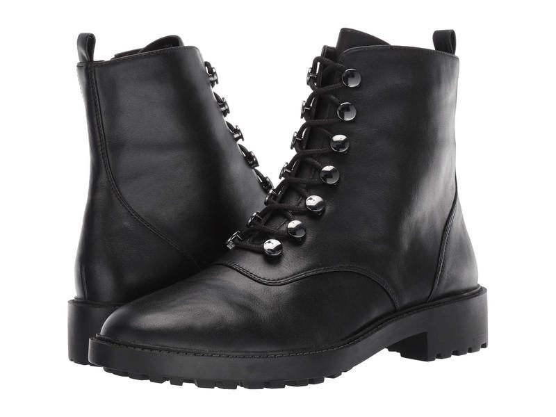 リネアパウロ レディース ブーツ・レインブーツ シューズ Trinity Black Leather