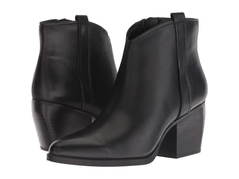ナチュライザー レディース ブーツ・レインブーツ シューズ Fairmont Black Leather