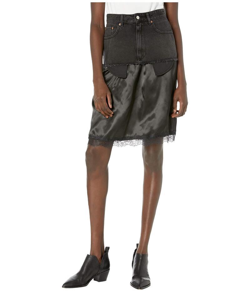 マルタンマルジェラ レディース スカート ボトムス Skirt Black