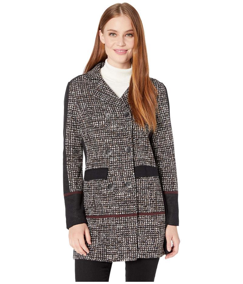 ニックプラスゾーイ レディース コート アウター Abstract Tweed Jacket Multi
