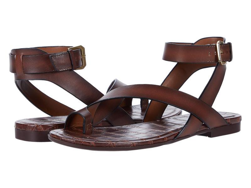 ナチュライザー レディース サンダル シューズ Sally Lodge Brown Leather