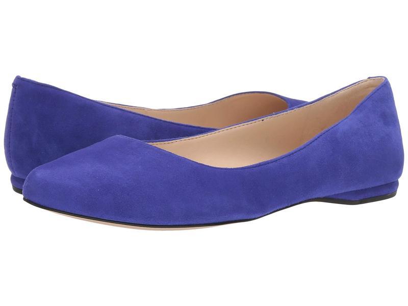 ナインウェスト レディース サンダル シューズ SpeakUp Flat Blue Iris