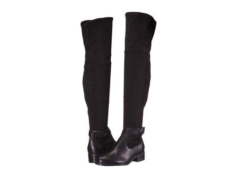 ナインウェスト レディース ブーツ・レインブーツ シューズ Nacoby Riding Boot Black 1