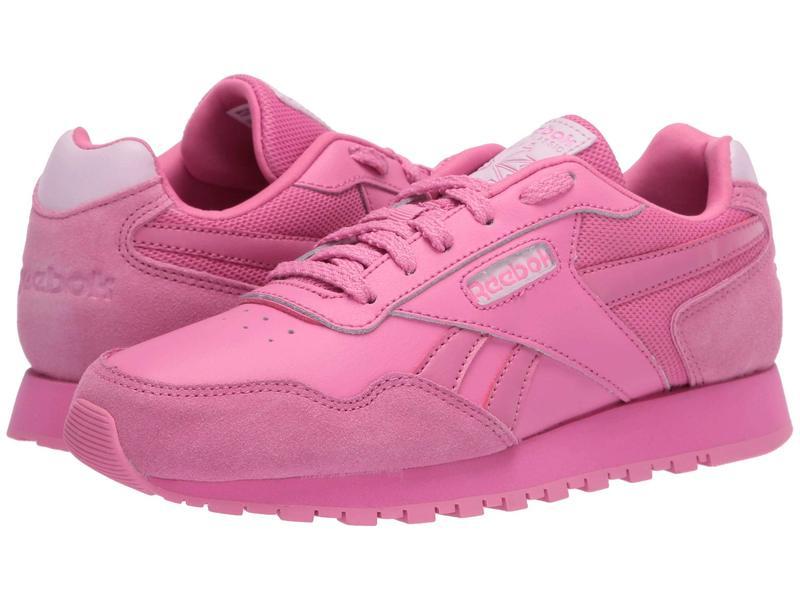 リーボック レディース スニーカー シューズ Classic Harman Run Posh Pink/Posh Pink/Pixel Pink