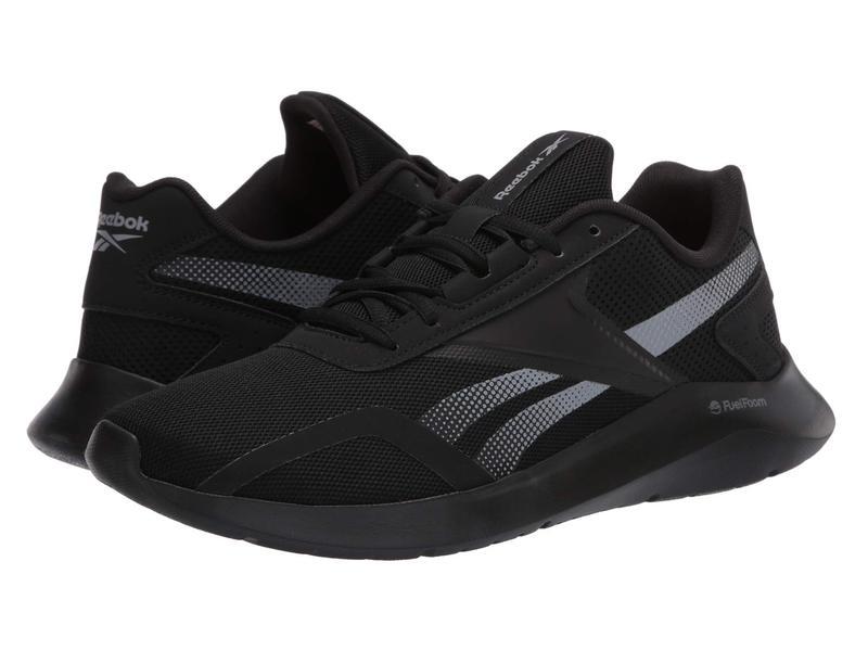 リーボック メンズ スニーカー シューズ Energylux 2.0 Black/Cold Grey/Black