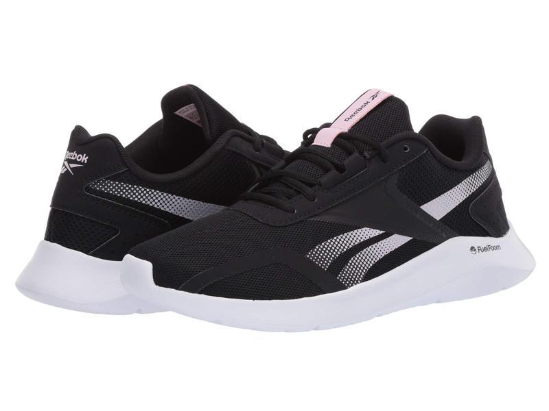 リーボック レディース スニーカー シューズ Energylux 2.0 Black/Pixel Pink/White