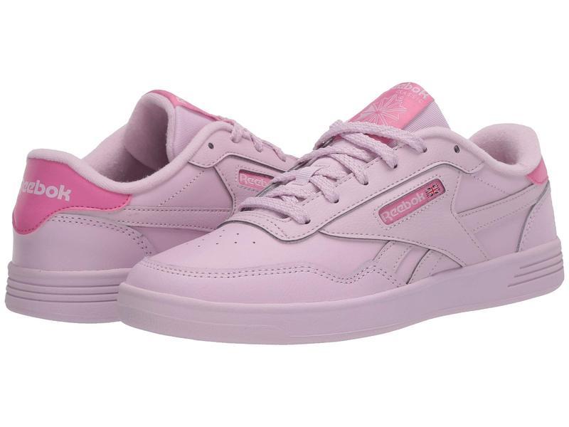 リーボック レディース スニーカー シューズ Club Memt Pixel Pink/Pixel Pink/Posh Pink