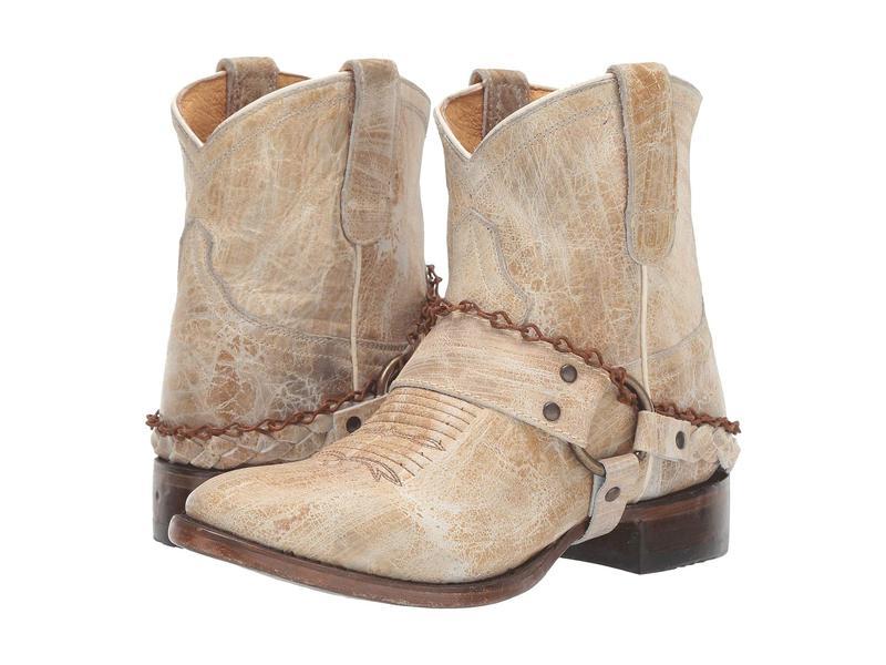 ローパー レディース ブーツ・レインブーツ シューズ Selah White Leather