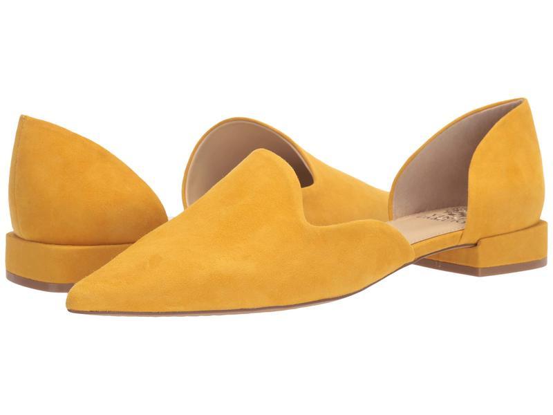 ヴィンスカムート レディース サンダル シューズ Cruiz Golden Mustard