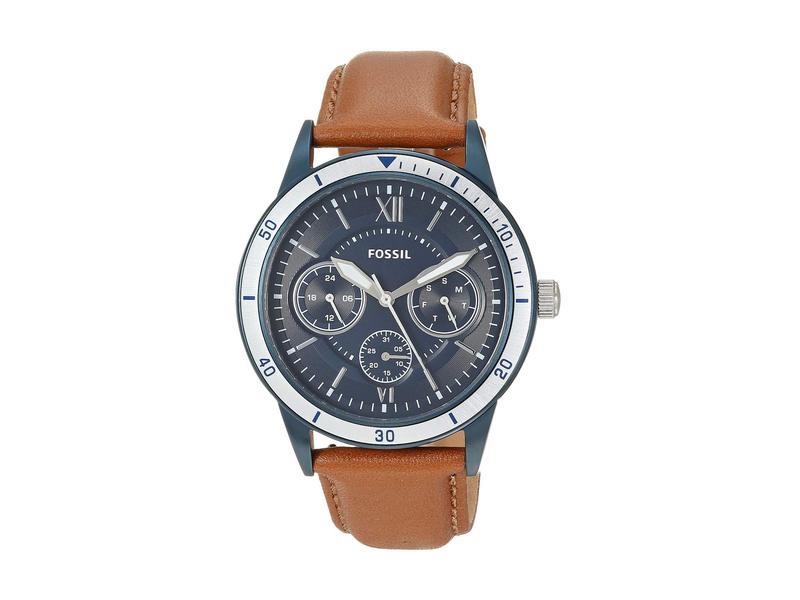 フォッシル メンズ 腕時計 アクセサリー 43 mm Flynn Sport BQ2316 Brown