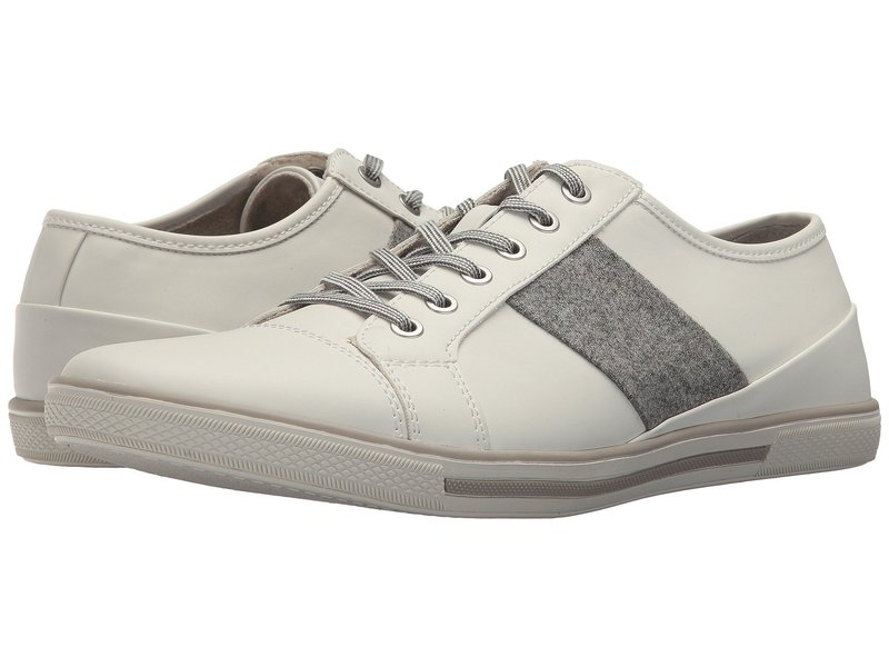 ケネスコール メンズ スニーカー シューズ Crown Sneaker White