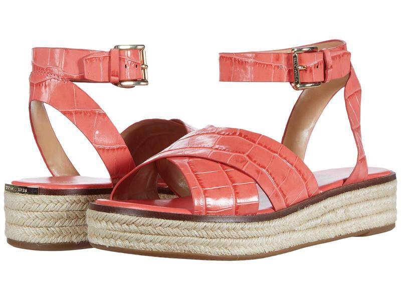 マイケルコース レディース サンダル シューズ Abbott Sandal Pink Grapefruit