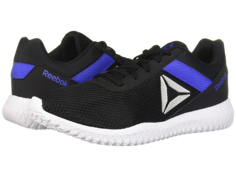 リーボック メンズ スニーカー シューズ Flexagon Energy TR Black/Cobalt/White/Silver