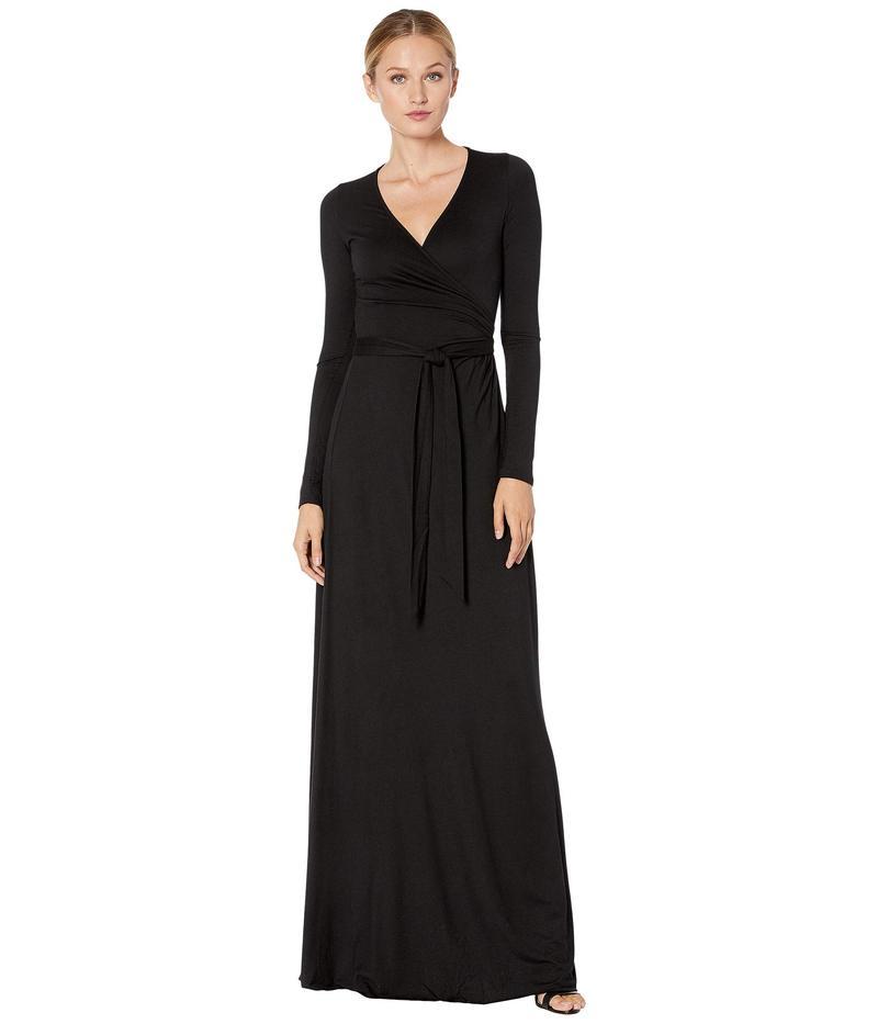 レイチェルパリー レディース ワンピース トップス Jersey Harlow Dress Black
