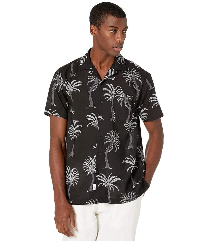 オニア メンズ シャツ トップス Vacation Shirt Black