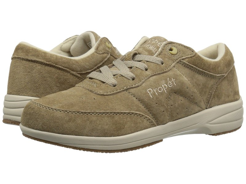 プロペット レディース スニーカー シューズ Washable Walker Medicare/HCPCS Code = A5500 Diabetic Shoe SR Taupe