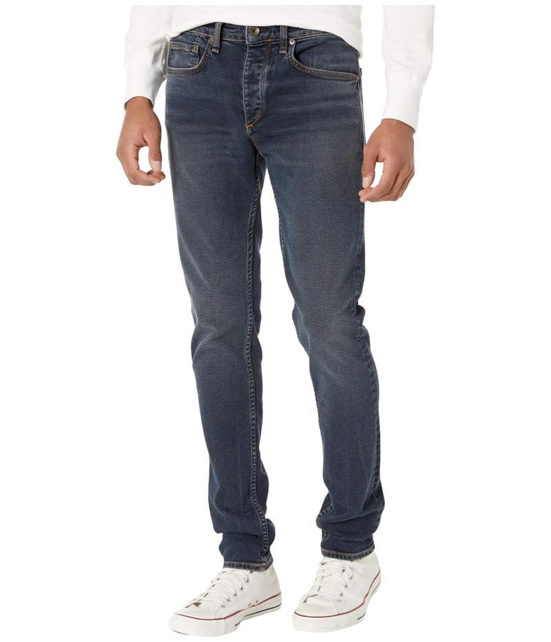 ラグアンドボーン メンズ デニムパンツ ボトムス Fit 1 Extra Slim Fit Jeans Scout