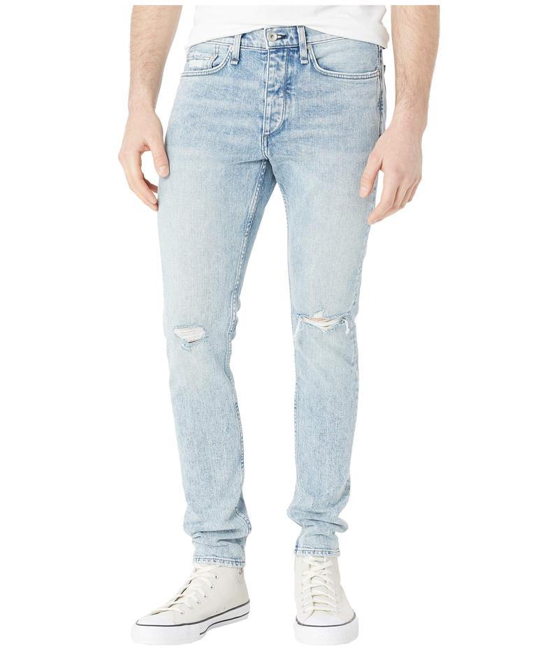 ラグアンドボーン メンズ デニムパンツ ボトムス Fit 1 Jeans Berg/Holes