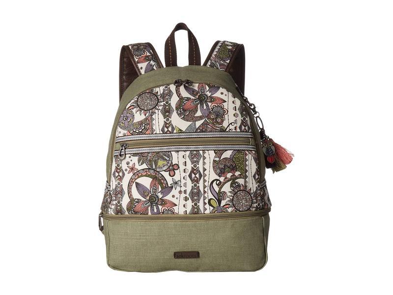 サックルーツ レディース バックパック・リュックサック バッグ Entrada Backpack Pastel Spirit Desert