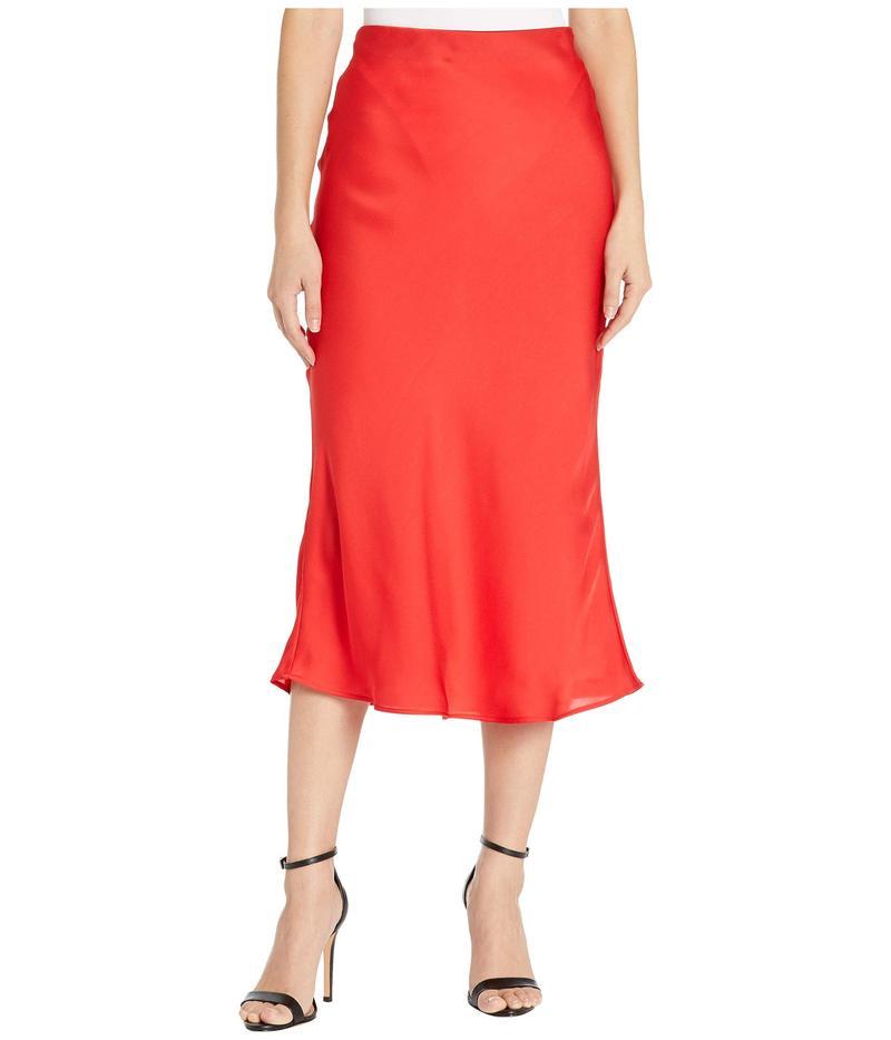 サンクチュアリー レディース スカート ボトムス Everyday Midi Skirt Party Red