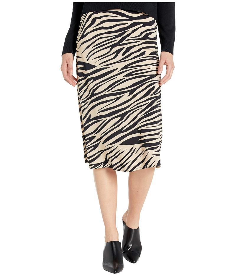 サンクチュアリー レディース スカート ボトムス Everyday Midi Skirt Zebra