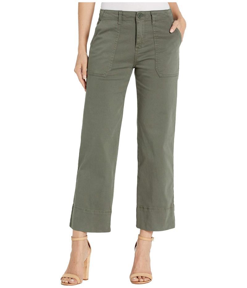 サンクチュアリー レディース カジュアルパンツ ボトムス Unearthed Patch Pocket Pants Peace Green