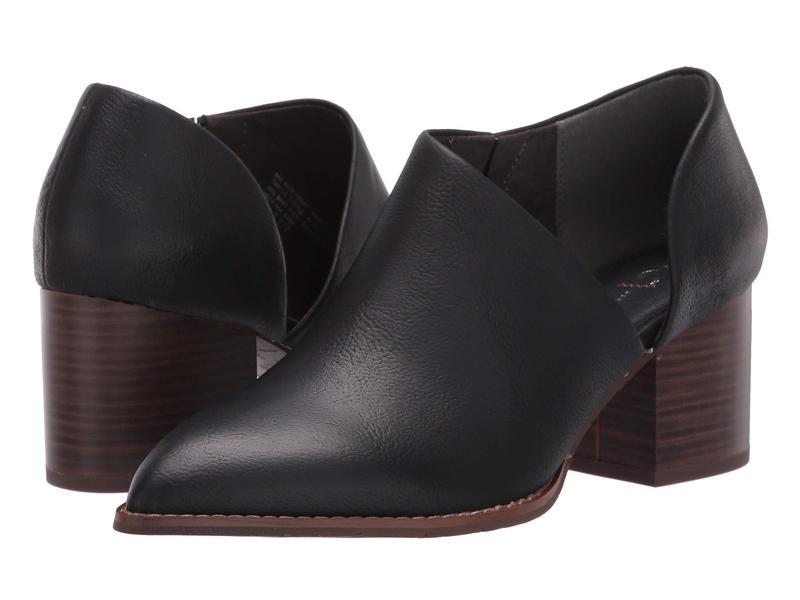 セイシェルズ レディース ヒール シューズ BC Footwear By Seychelles Make A Difference Black V-Nubuck