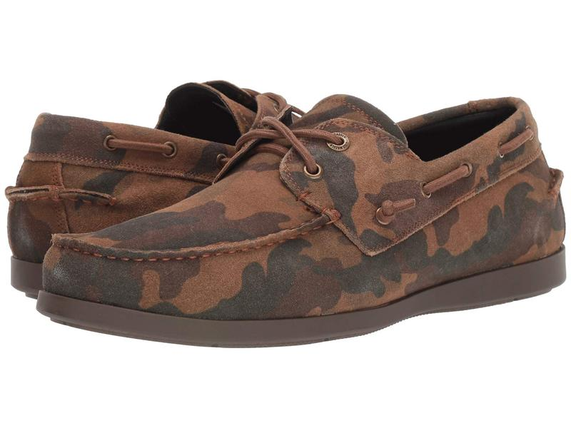 スティーブ マデン メンズ デッキシューズ シューズ Gametyme Boat Shoe Camouflage