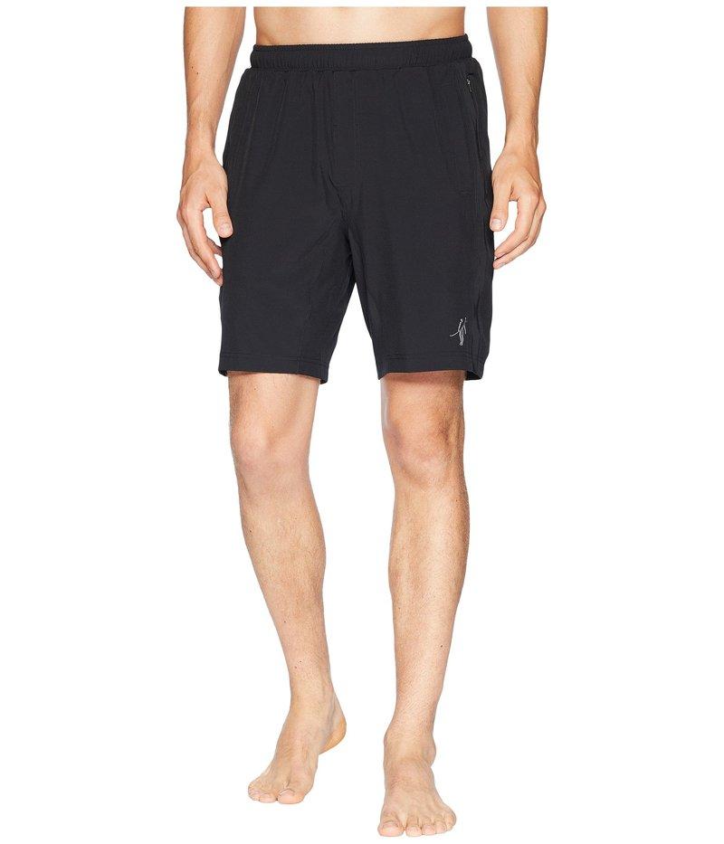 トゥーオンザノーズ メンズ ハーフパンツ・ショーツ 水着 Jaws Volley Trainer Shorts Black