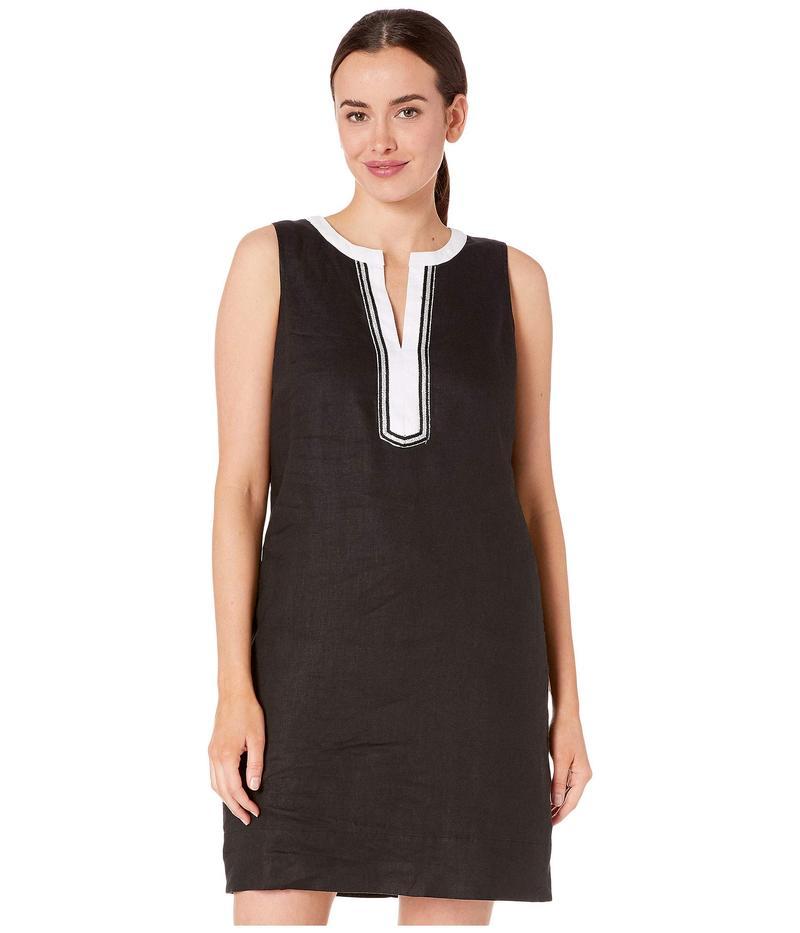 トッミーバハマ レディース ワンピース トップス Two Palms Sleeveless Shift Dress Black
