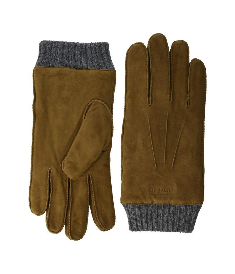 テッドベーカー メンズ 手袋 アクセサリー Ladd Camel
