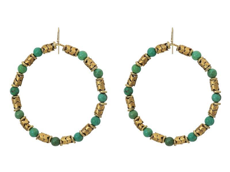 バネッサモーネイ レディース ピアス・イヤリング アクセサリー Tammy Earrings Gold