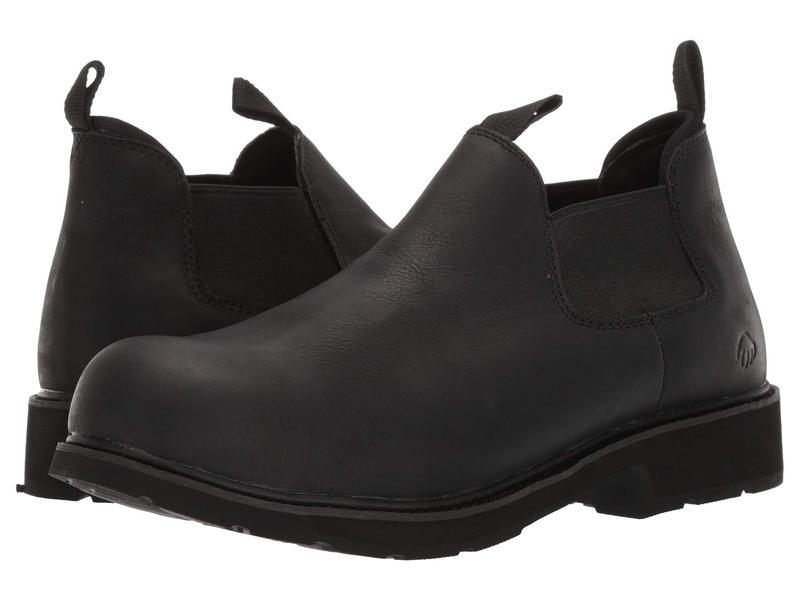 ウルヴァリン メンズ ブーツ・レインブーツ シューズ Ranchero Steel Toe Romeo Slate