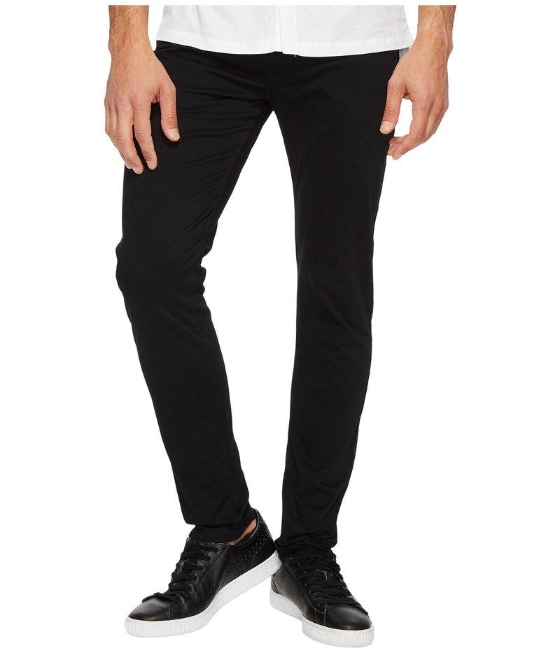 ベンシャーマン メンズ カジュアルパンツ ボトムス Five-Pocket Trousers Jet Black