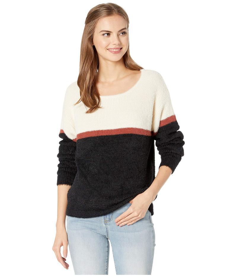 ビショップアンドヤング レディース ニット・セーター アウター Acadia Sweater Color Block