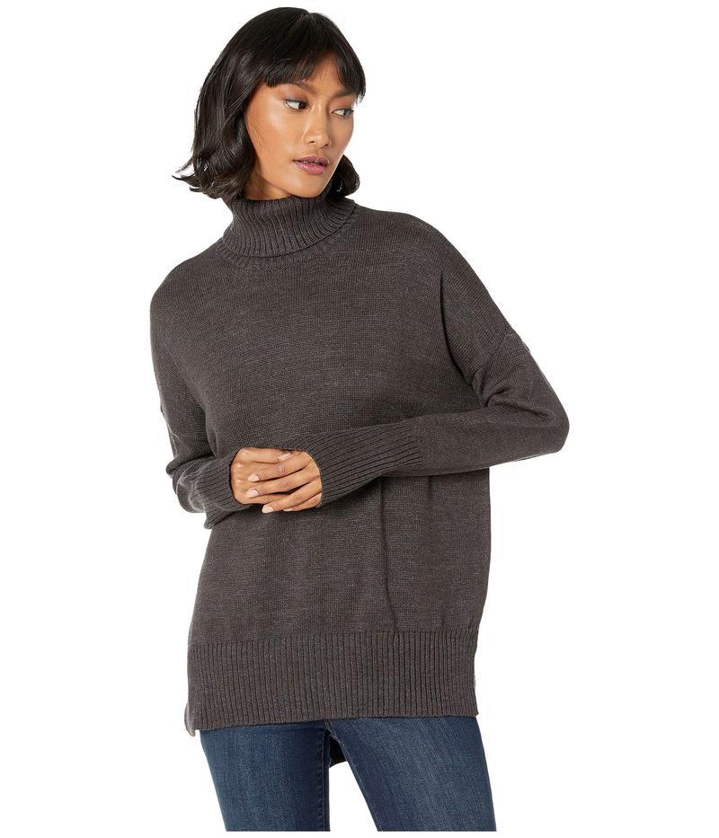 BCBジェネレーション レディース ニット・セーター アウター Turtleneck Sweater FOO5254933 Charcoal