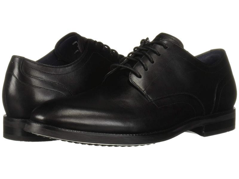 コールハーン メンズ オックスフォード シューズ Lewis Grand 2.0 Plain Toe Oxford Black