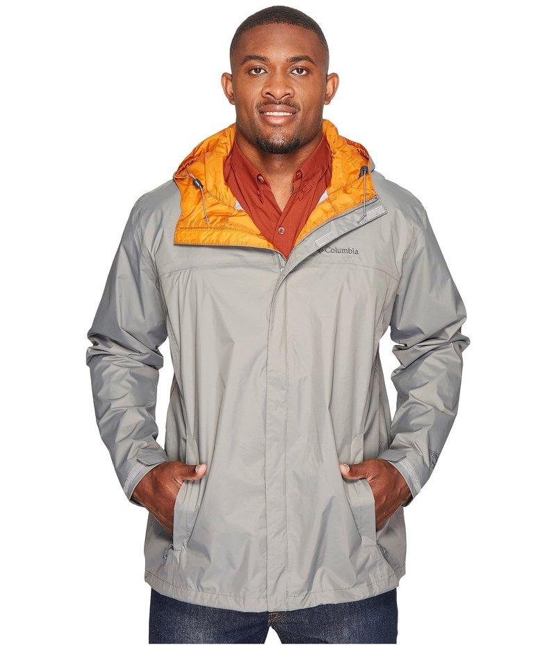 コロンビア メンズ コート アウター Big & Tall Watertight¢ II Jacket Boulder/Bright Copper