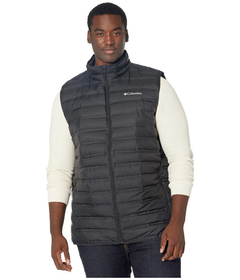 コロンビア メンズ コート アウター Big & Tall Lake 22¢ Down Vest Black