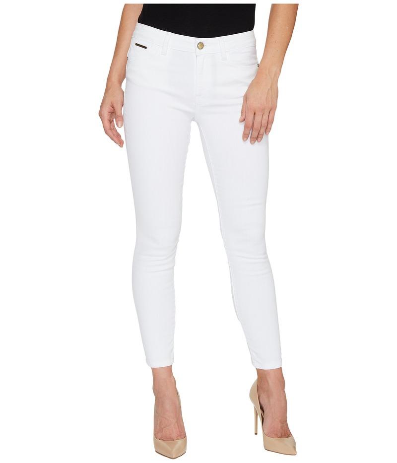 イヴァンカ・トランプ レディース デニムパンツ ボトムス Denim Skinny Ankle Jeans in White White