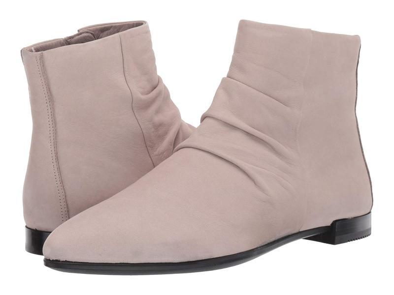 エコー レディース ブーツ・レインブーツ シューズ Shape Pointy Toe Ankle Boot Grey Rose