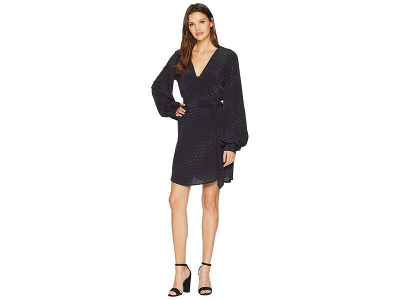 エキプモン レディース ワンピース トップス Meadow Dress True Black Multi