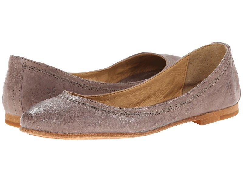 フライ レディース サンダル シューズ Carson Ballet Grey Antique Soft Vintage