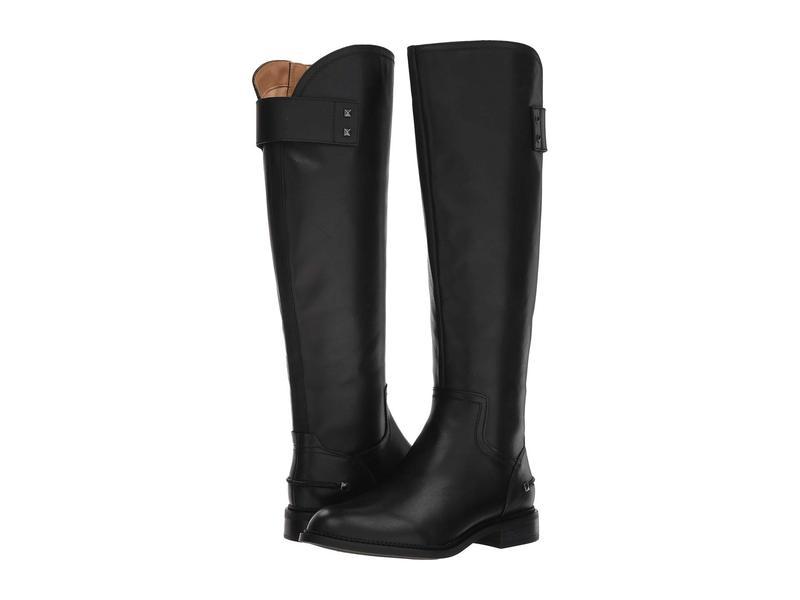 フランコサルト レディース ブーツ・レインブーツ シューズ Henrietta Black Bally Premium Leather