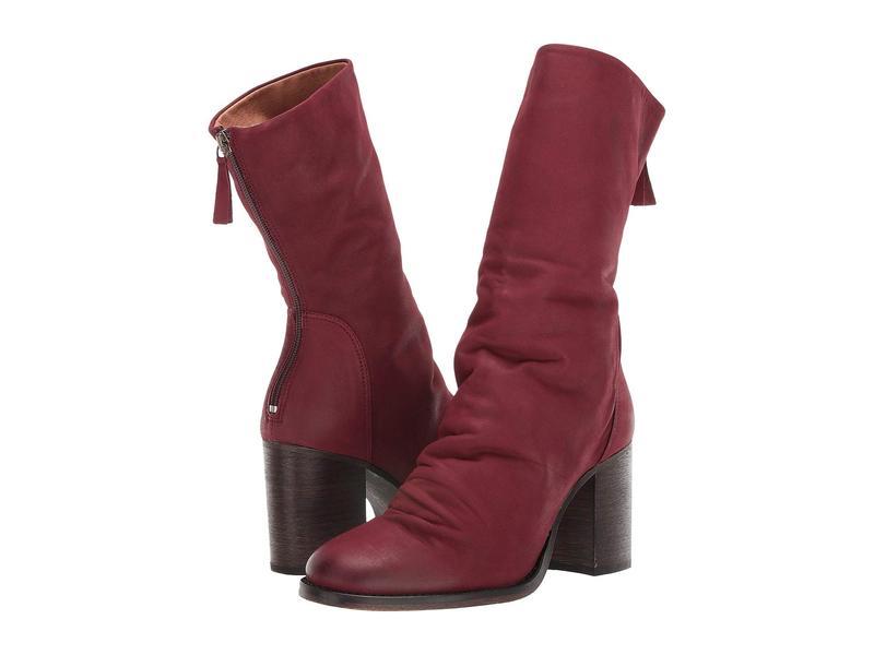 フリーピープル レディース ブーツ・レインブーツ シューズ Elle Block Heel Boot Wine